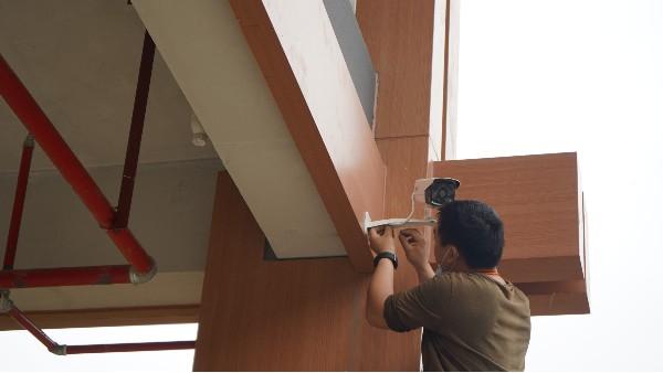 智能监控摄像头怎么安装?