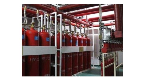 如何做机房消防系统?