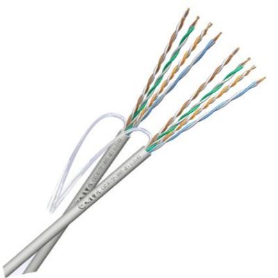 六类4对屏蔽型数字通信电缆