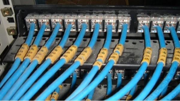 网络监控的布线施工规范标准