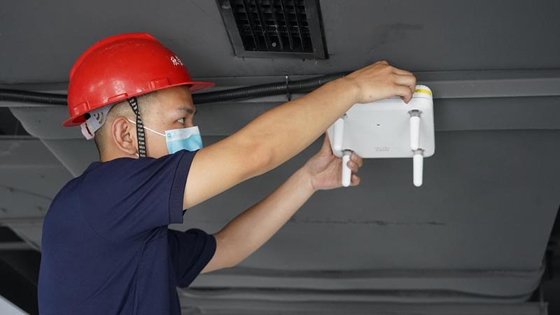 四川郎泰能源贸易有限公司监控改造施工安装工程