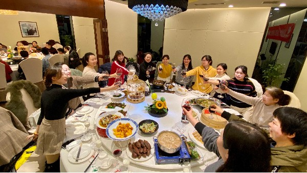 携手同行、共创辉煌——成都欣荣泰实业2020年终宴会圆满举行