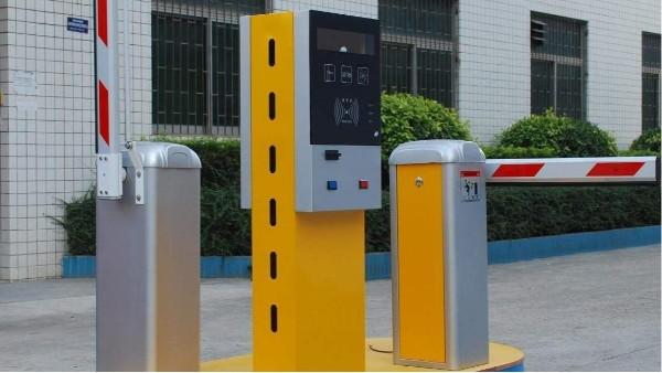停车场系统设计原理